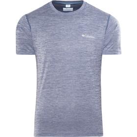 Columbia Zero Rules - T-shirt manches courtes Homme - bleu